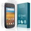 Samsung Exhibit II 4G  Matte Anti-Glare Full Body Skin Protector