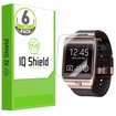 Samsung Galaxy Gear 2 LIQuid Shield Screen Protector [6-Pack]