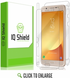 Samsung Galaxy J7 Max LiQuid Shield Full Body Skin Protector
