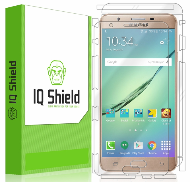 LiQuid Shield - Samsung Galaxy On Nxt Full Body Skin Protector