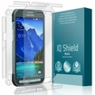 Samsung Galaxy S5 Active Matte Anti-Glare Full Body Skin Protector