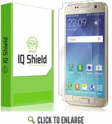 Samsung Galaxy S7 LiQuid Shield Screen Protector [Case Friendly]