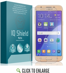 Samsung Galaxy Sol 2 Matte Screen Protector
