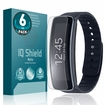Samsung Gear Fit (6-PACK) Matte Anti-Glare Screen Protector