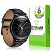 Samsung Gear S2 Classic 40mm LiQuid Shield Screen Protector [6-Pack]