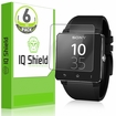 Sony SmartWatch 2 LIQuid Shield Screen Protector [6-Pack]