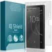 Sony Xperia XZ1 Compact Matte Full Body Skin Protector