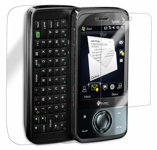 liquid shield sprint htc touch pro rh iqshield com Sprint HTC EVO Design 4G Sprint HTC EVO 4G LTE