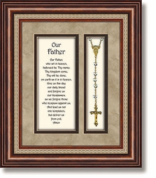 3D Rosary Our Father by Heartfelt