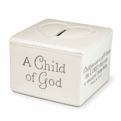 A CHILD OF GOD - Cream Bank