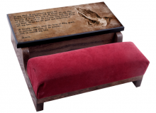 Act of Contrition Kid's Kneeler Box