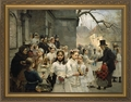 After the First Holy Communion - 8 Framed Options