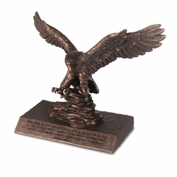 Aguila, Eagle Spanish Figurine