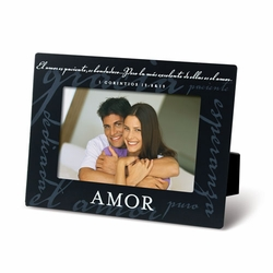 AMOR (LOVE) Spanish Photo Frame