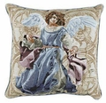 Angels of Hope Blue Angel Pillow