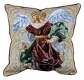 Angels of Hope Red Angel Pillow