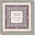 Anniversary Blessing Matthew 19:6 Framed Tabletop Christian Verse