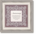 Anniversary Framed Tabletop Home Decor
