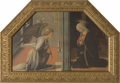 Annunciation by Filippo Lippi - Framed Christian Art