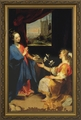Annunciation by Federico Barocci - 3 Framed Options