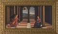 Annunciation (Canvas) - Framed Christian Art