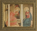 Annunciation by Fra Angelico - 2 Framed Options