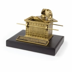 Ark Of The Covenant (Spanish)  Inspirational Sculpture