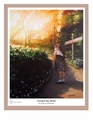 Around The Bend by Danny Hahlbohm - Unframed Christian Art
