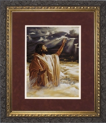 Ascension into Heaven by Jason Jenicke - 2 Matted & Framed Options