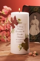 Autumn 3x6 Memorial Candle