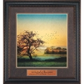 Good By Day - Framed Christian Art