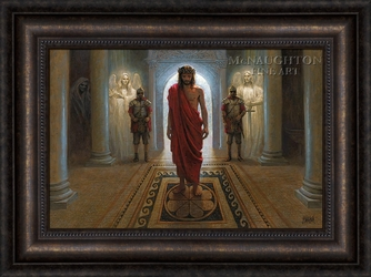 Awaiting the Command by Jon McNaughton - 12 Options Available