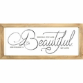 Behold You Are Beautiful Christian Home & Wall Decor