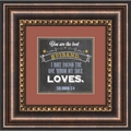 Best Husband - Framed Christian Tabletop Home Decor