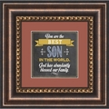 Best Son - Framed Christian Tabletop Home Decor
