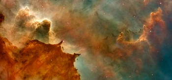 Carina Nebula Details Great Clouds - 4 Options Available