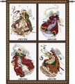 Celestial Angels Wall Hanging