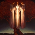 Cherubim and a Flaming Sword by J.Kirk Richards - 5 Unframed Options