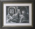 Come by David Bowman - 7 Framed & Unframed Options