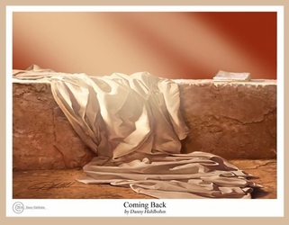 Coming Back by Danny Hahlbohm - Unframed Christian Art