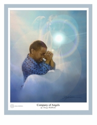 Company of Angels by Danny Hahlbohm - 4 Unframed Options