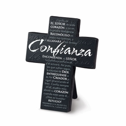 Confianza (Faith) Cross