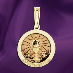 Confirmation Medal - Chalice