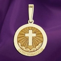 Confirmation Medal - Cross