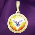 Confirmation Medal - Holy Spirit