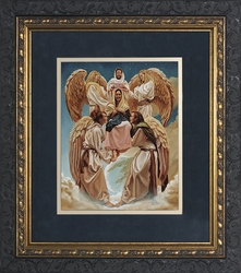 Coronation of Mary (Matted) by Jason Jenicke - 2 Framed Options
