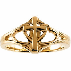 Covenant Hearts™ Ring 14k Gold
