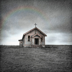 Cowboy Church by Kay Lynn Reilly