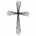Crisscross Home Decor Cross