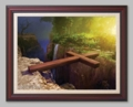 Crossing Over by Steve Creitz - 6 Framed & Unframed Options